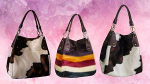 LiquidateNow | Women's Fur-like Handbags