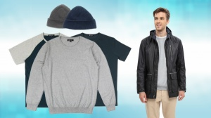 Liquidation of Jackets, Sweaters, T-shirts, & more