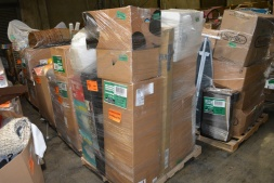 ARW Department Store Customer Return General Merchandise Loads