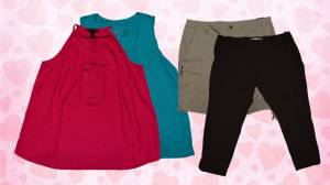Assorted New Shelf-Pull Women's Plus Size Clothing Lots