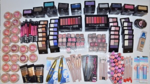 Pre-Packaged Cosmetic Lots