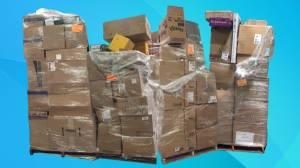 SKO Department Store Shelf-Pull Lots