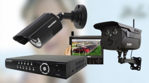Liquidation of Security & Surveillance Products