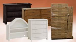 LiquidateNow | MDB Nursery Furniture Loads
