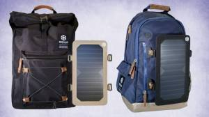 LiquidateNow | Liquidation of Lifestyle Solar Powered Backpacks and Messenger Bags