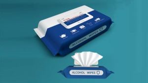 Pallets of Jianhe 75% Alcohol Wipes (50ct)