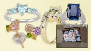 Customer Return Fine Jewelry and Popular Price Point Jewelry Liquidation Lots