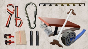 New Overstock Fitness Equipment and Accessories