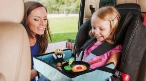 Bandejas de Viaje de Coche para Niños