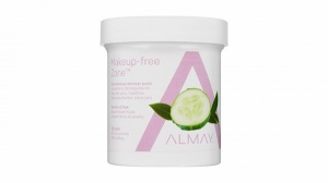 Almay Gentle Eye Makeup Remover Oil Free Pads 80-Count