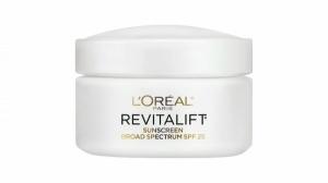 L'Oréal Revitalift Face Moisturizer SPF 25