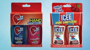 Licensed Candy Scented Sanitizer