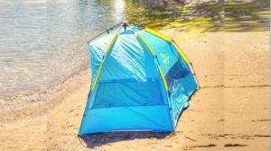 Liquidation of New Overstock Beach Tents