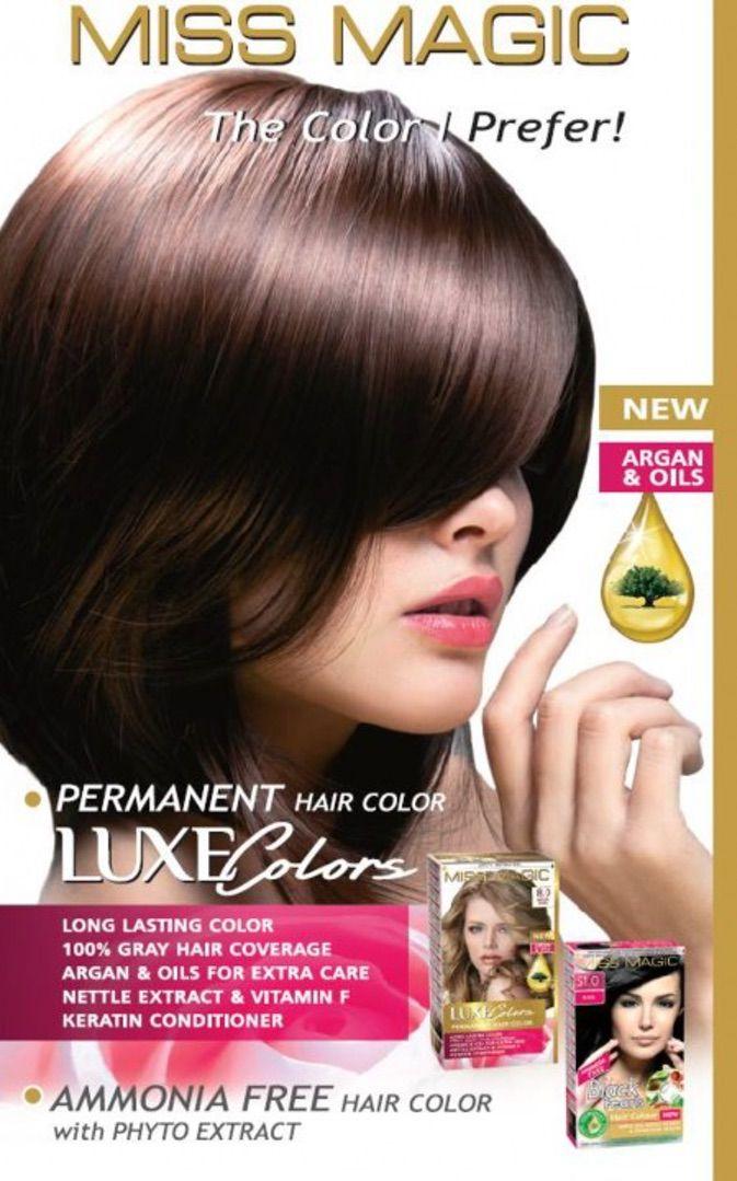 Via Trading Liquidation Of Miss Magic Hair Color