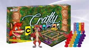 New Overstock Crafty Choices Board Game