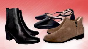 LiquidateNow | Liquidation of Women's Leather Shoes