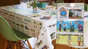 LiquidateNow   Liquidation of Educational Tablecloths