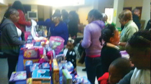 Image of Love Peace & Happiness Toy Drive (2017)