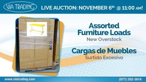 Via Trading Auction Highlights