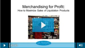 merchandising for profit