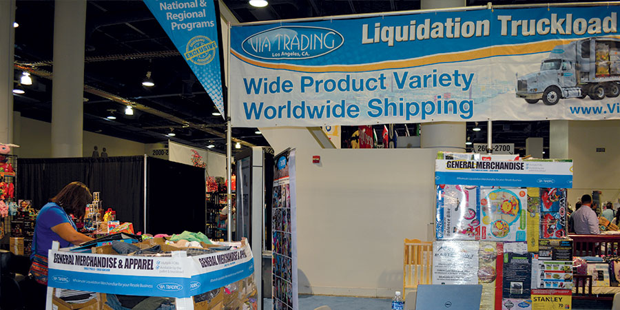 Wholesale Liquidation Events in Los Angeles