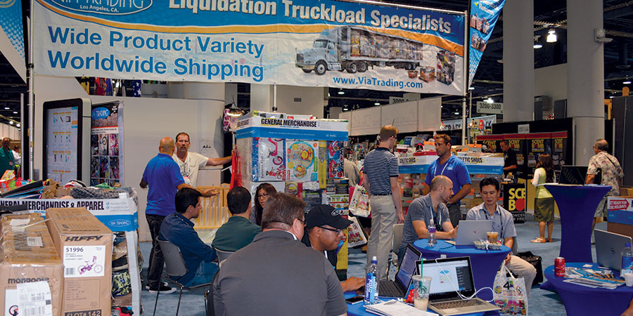 Wholesale Liquidation Events in Los Angeles
