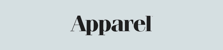 apparel magazine logo