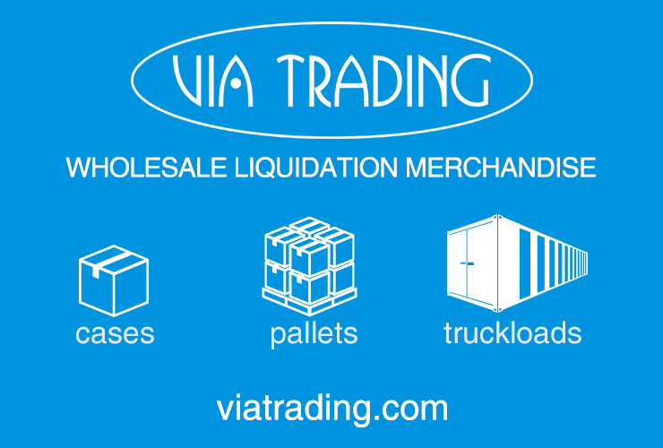 Via Trading - Wholesale Liquidation Company For Your Resale