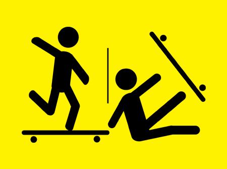 No Skating