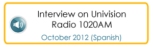 univision radio interview