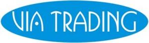 via trading logo