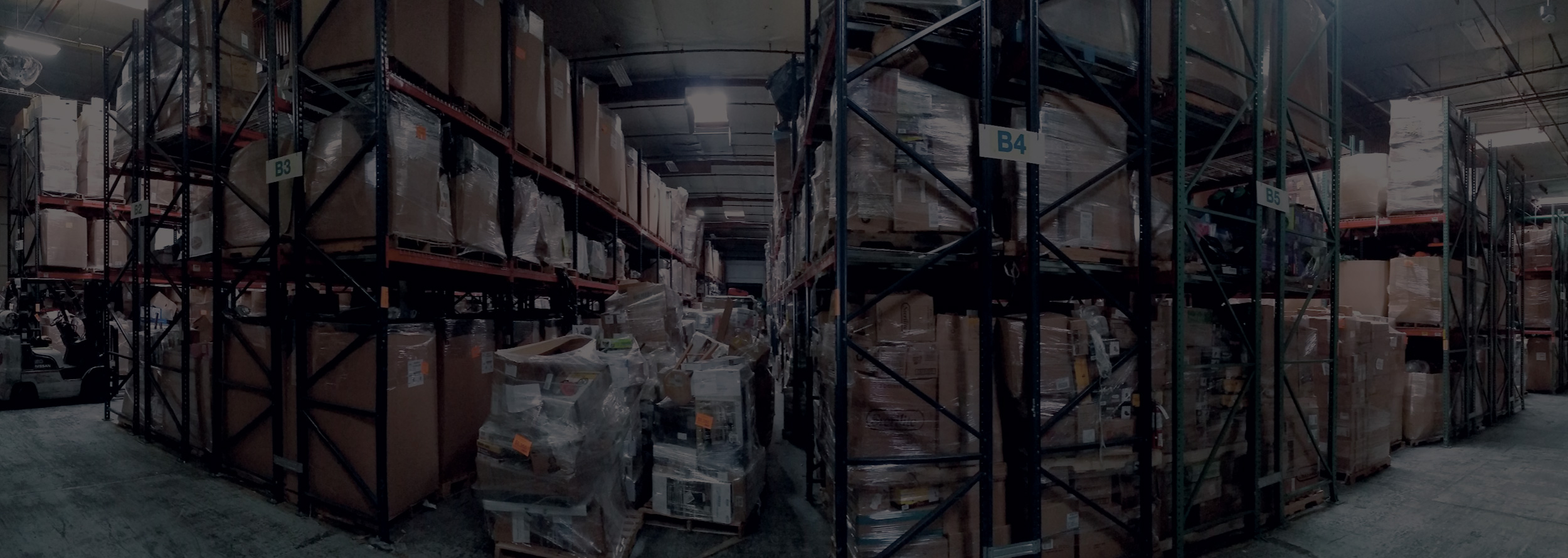 240,000 sq ft of Liquidation Merchandise