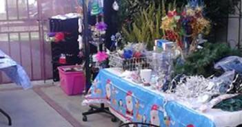 yard sale front yard